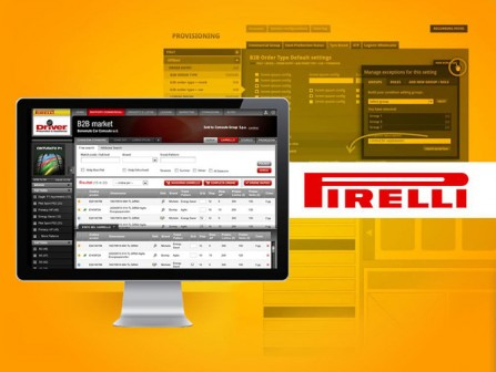 Pirelli B2B Marketplace User Experience